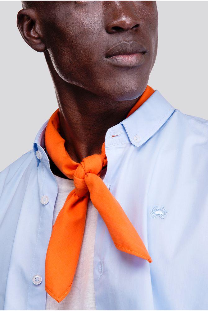 chalina-naranja